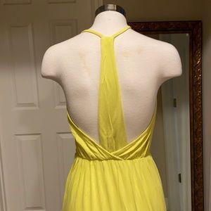 BOOHOO Sexy Back Maxi Dress